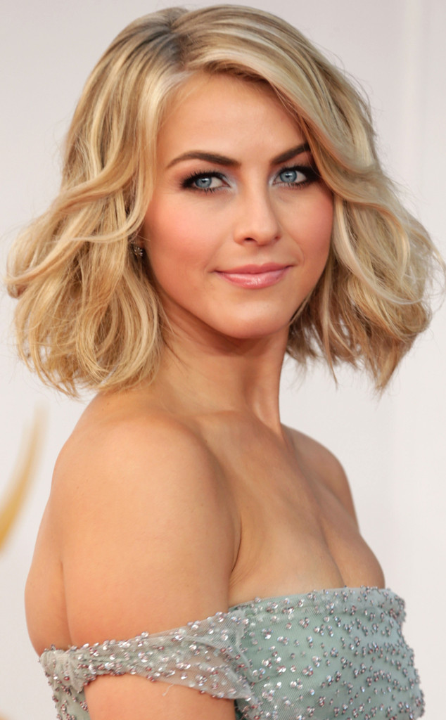 julianne hough face looks different the emmy s 2013 beauty